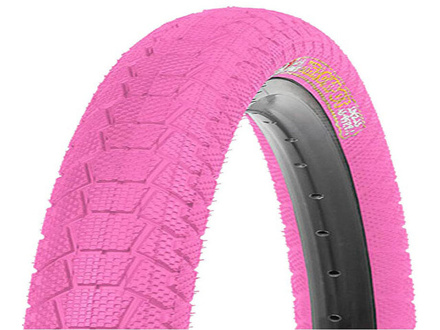 Kenda Krackpot K-907 Wired-on Tire 20 x 1.95, wire bead pink